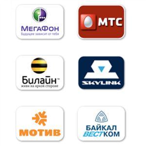Операторы сотовой связи Пудожа